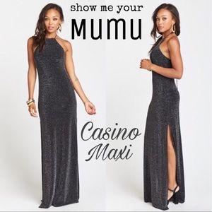 🦄 Show Me Your Mumu 🛍 Casino Maxi NWT 💎